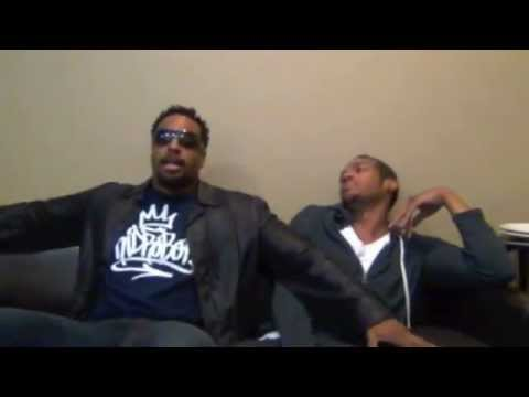 Shawn and Marlon Wayans qna Earthquake