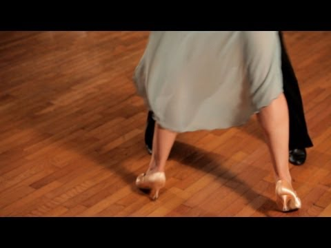 How to Do a Waltz Progressive Step | Ballroom Dance