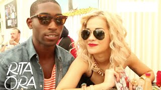 Rita Ora & Tinie Tempah Talk 'ORA'