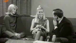 Video Françoise Dorléac & Catherine Deneuve - Interview (Belgian TV 1967) MP3, 3GP, MP4, WEBM, AVI, FLV September 2017