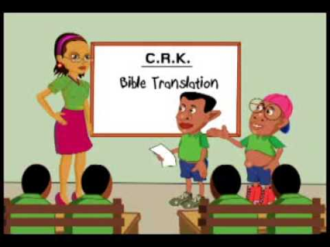 Akpos Cartoon; Warri Bible Translation