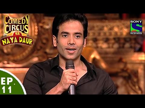 Comedy Circus Ka Naya Daur – Ep11 – Tushar Kapoor Special