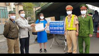 Các doanh nghiệp chung tay hỗ trợ thành phố phòng chống dịch Covid-19