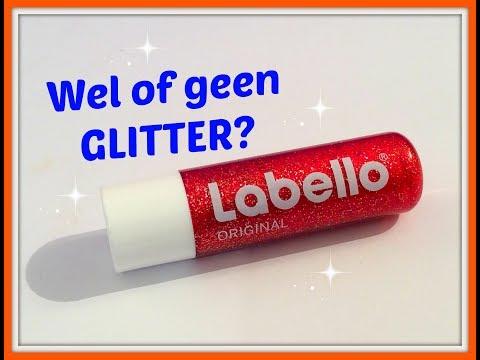 Glitter Labello?