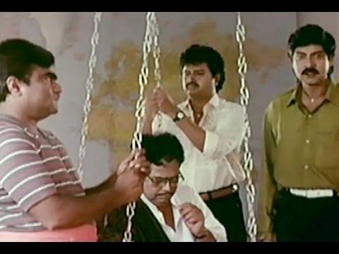Bhale Bullodu Movie Scenes - Jagapathi Babu tells about his brother - Soundarya, Jayasudha