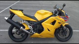 2. Triumph Daytona 650 Stock No: 56783