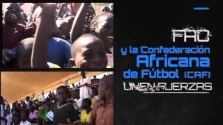 Promoción de las campañas de FAO de Fútbol contra el Hambre