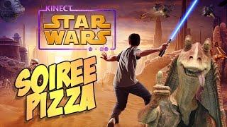 Video Soirée Pizza - Star Wars Kinect ! MP3, 3GP, MP4, WEBM, AVI, FLV Juli 2017