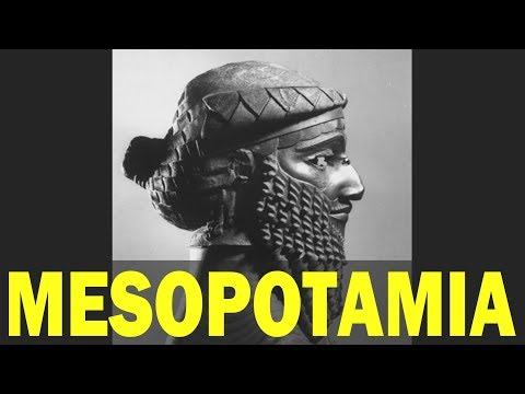 ANCIENT MESOPOTAMIA Song By Mr. Nicky