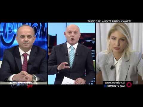 Opinion - Takse e re a do te rriten cmimet? (16 tetor 2017)