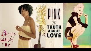 Record Love (Mashup) - Corinne Bailey Rae & P!nk