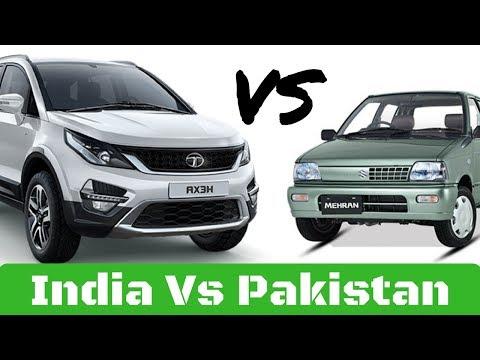 India Vs Pakistan : Automobile Industry