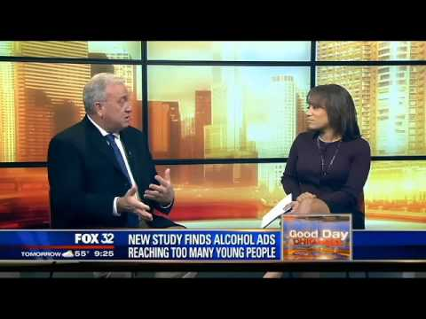 """Dr. Thomas Wright of Rosecrance Discusses Teen Alcohol Abuse on FOX's """"Good Day Chicago"""""""