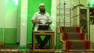 Feja është shum e lehtë (Mbush një gotë ujë fito sevape) - Hoxhë Muharem Ismaili