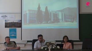 Predstavljen Studij arhitekture i urbanizma na Građevinskom fakultetu