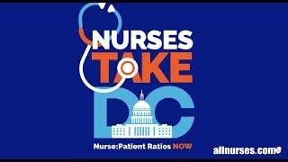 Nurse Beth and Keith Carlson Talk About Staffing Ratios & NursesTakeDC