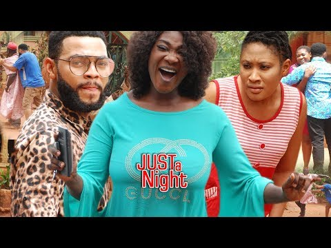 Just A Night 3&4  - Mercy Johnson 2018 Latest Nigerian Nollywood Movie/African Movie/Family Movie HD