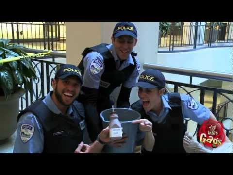 Police Vomit Prank featuring Roman Atwood - Youtube