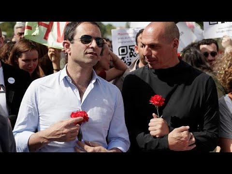 Επίθεση Βαρουφάκη κατά ΣΥΡΙΖΑ από την Πορτογαλία