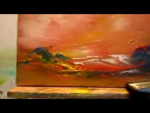 Comment nettoyer ses pinceaux peinture l 39 huile la for Nettoyer une peinture a l huile