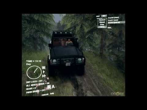 Spin Tires best off road game 2013