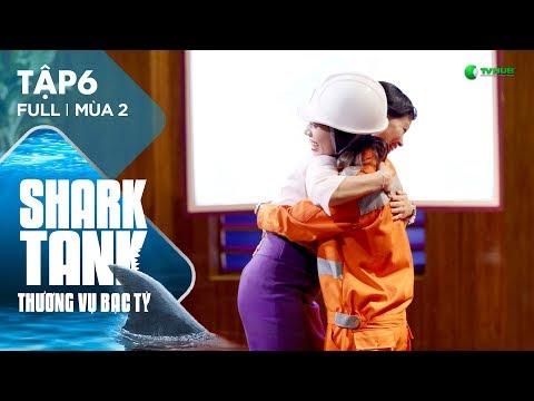 Shark Tank Việt Nam Tập 6 Full | Cơn Lốc Đầu Tư Tại Shark Tank | Thương Vụ Bạc Tỷ | Mùa 2 [Official] - Thời lượng: 49:04.