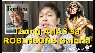 Video Ahas sa Robinsons Galeria - Urban Legend MP3, 3GP, MP4, WEBM, AVI, FLV Desember 2018