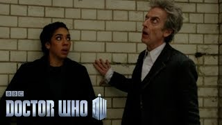 Programme website: http://bbc.in/2qqGqhr The world is gripped by a mass delusion and only Bill Potts can see the truth. Even when the Doctor is fighting on t...