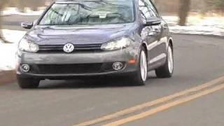 2010 Volkswagen Golf TDI Review