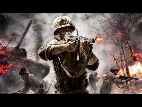 cod5 - What was the First Call of Duty You played on Day 1? Call of Duty History - COD4 http://www.youtube.com/watch?v=5U--dGrA3fU I did not mention Zombies was int...