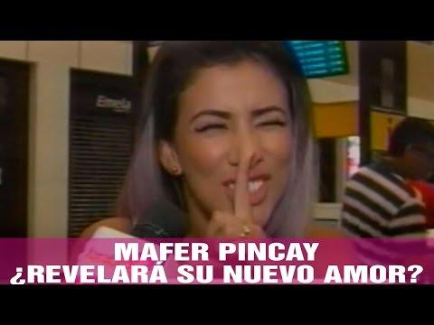 Mafer Pincay, relacionada con el jugador Cristian Arana