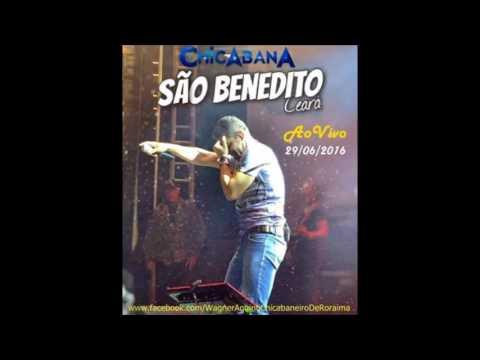 Chicabana - Louca de Saudade + Infiel - Ao Vivo em São Benedito-CE 2008