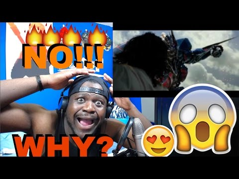 Transformers: The Last Knight Official Trailer 1 (2017) - Michael Bay Movie Reaction