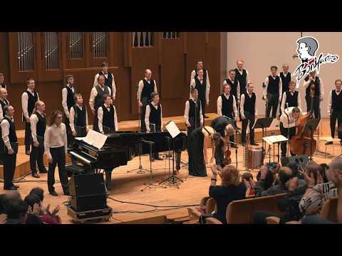 BONIFANTES Male Chorus & Chanson Trio CouCou: Martin Kudrna: Dans mon bar (LIVE)