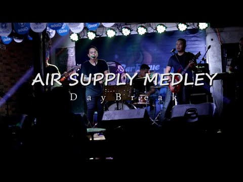 Daybreak - Air Supply Medley (Cover) LIVE @ BBQ Republic