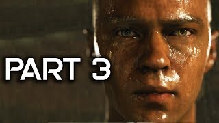 Detroit Become Human Gameplay Walkthrough Part 3 - From The Dead - FULL GAME! (PS4 PRO Detroit)
