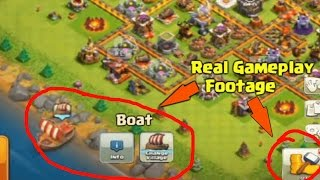 Video CLASH OF CLANS GAMEPLAY UPDATE LEAKED! Clash of Clans Boat  Footage Leaked MP3, 3GP, MP4, WEBM, AVI, FLV Mei 2017