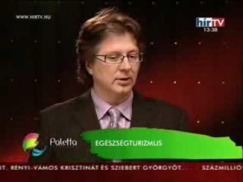 Hír TV Paletta / 2010. április 14. - Implantcenter Fogászati és Szájsebészeti Klinika