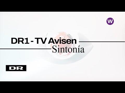 DR1 - Dansk Nyheder - TV AVISEN Tuning | DR1 - Informativo danés - Sintonía TV AVISEN [HD 1080p]