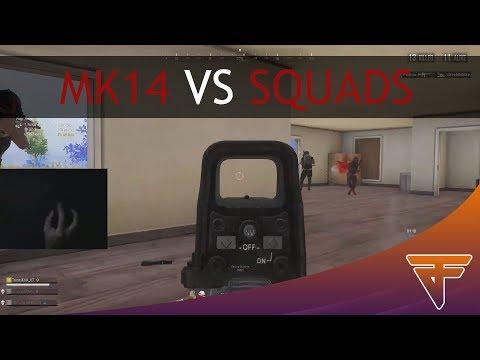 One Man Squad - 19 Kills Chicken | MK14 & M24 Combo | PUBG Lite