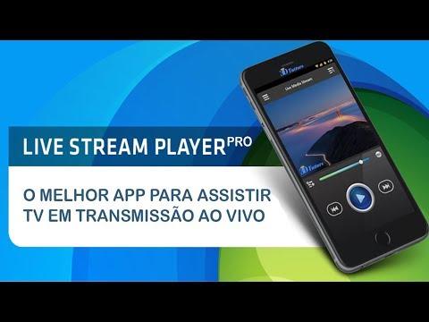 Live Stream Player Pro 4.46 - Aplicativo para Assistir TV GRÁTIS no celular - 2018