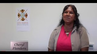 Cheryl tells her story a decade after surviving breast cancer. Working at a Woman's Resource Centre, supporting other women through their cancer journey, Che...