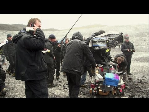 Interstellar IMAX Featurette 'For the Love of Film'