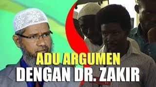 Video Mengutip HADITS, Pemuda KRISTEN BERARGUMEN Dengan Dr. Zakir Naik MP3, 3GP, MP4, WEBM, AVI, FLV Desember 2018