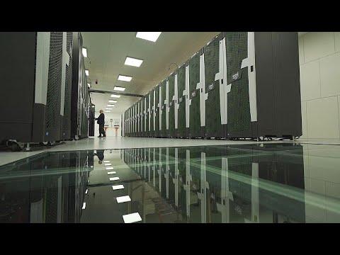 Rechenzentrum: Tschechischer Supercomputer unterstütz ...