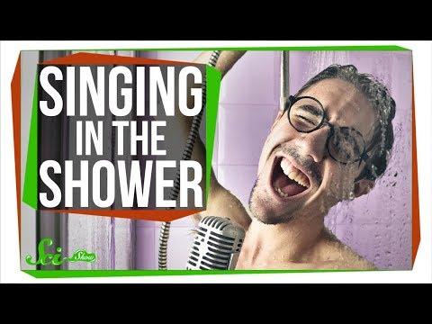 Despre cîntatul la duș