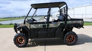 10. $16,399:  Custom Outfitted 2017 Kawasaki Mule Pro FXT EPS Camo with Lift and More!