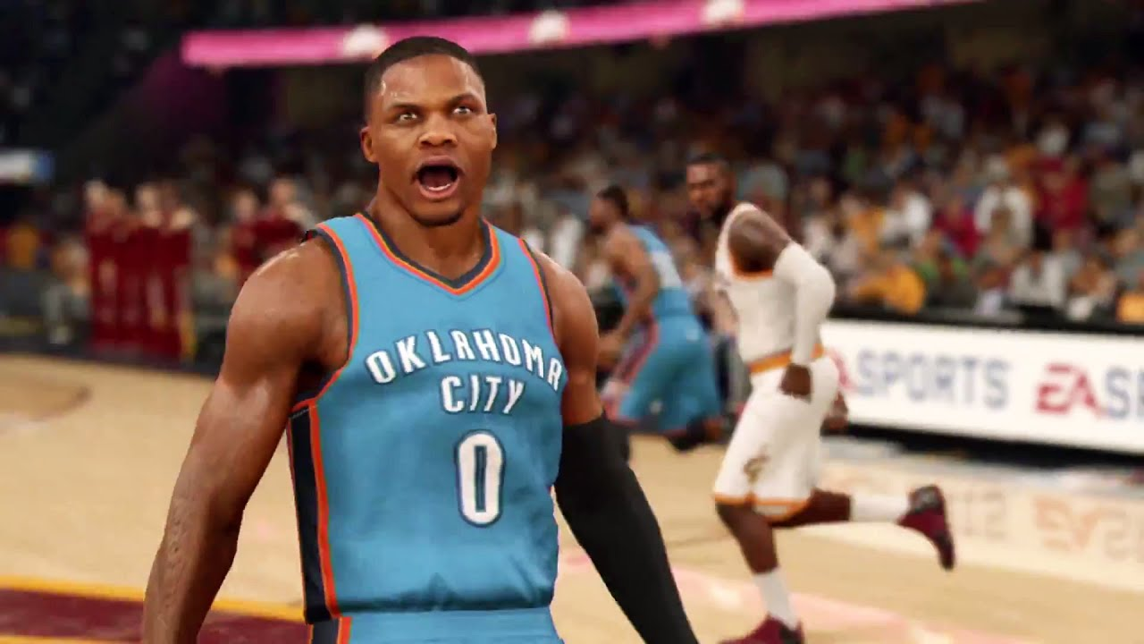 NBA LIVE 16 Gameplay Trailer [E3 2015] #VideoJuegos #Consolas