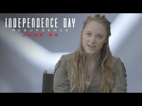Independence Day: Resurgence (Viral Video '20 in 20 - Patricia Whitmore')