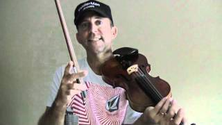 Jazz improvisation for violin part 2